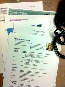 Exemple de cv étudiant job d'été gratuit - laboite-cv.fr