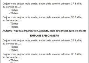 Exemple De Cv Expert Powerpoint Laboite Cv Fr