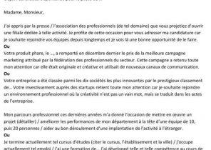 Archives Des Lettre De Motivation Page 44 Sur 46 Laboite Cv Fr