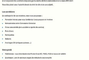 Lettre De Motivation Master Sciences Du Langage Laboite Cv Fr