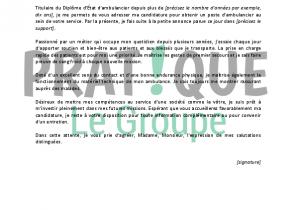 Lettre De Motivation Tri Postal Laboite Cv Fr