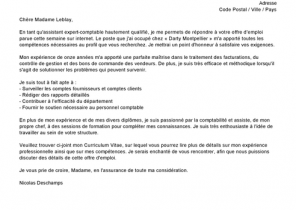 Modele Lettre De Motivation Stage 3eme Gratuit Laboite Cv Fr