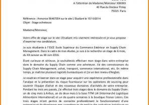 Lettre De Motivation Ecole D Ingenieur Alternance Laboite Cv Fr