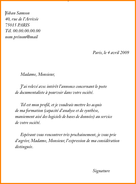 lettre de motivation la poste guichetier