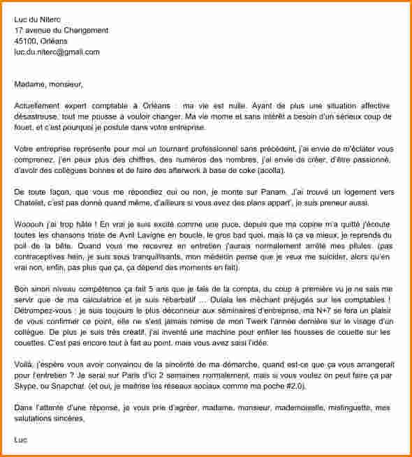 lettre de motivation cap patisserie reconversion