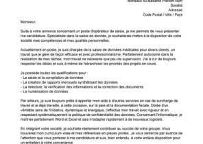 Lettre De Motivation Pour Contrat D Apprentissage En Patisserie
