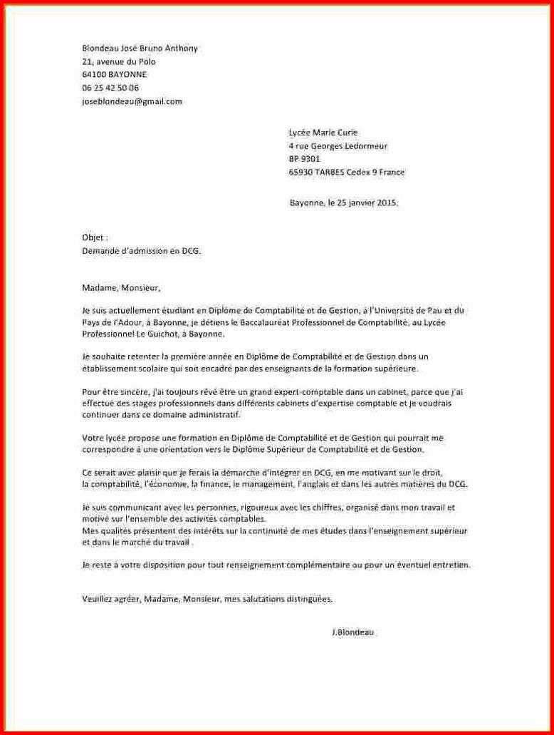 lettre de motivation pour controleur des douanes
