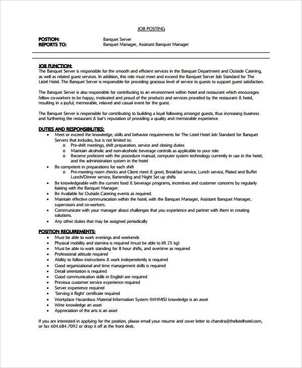 lettre de motivation assistant manager restauration