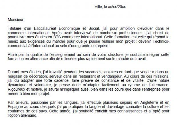 Lettre de motivation stage veterinaire 3eme - laboite-cv.fr