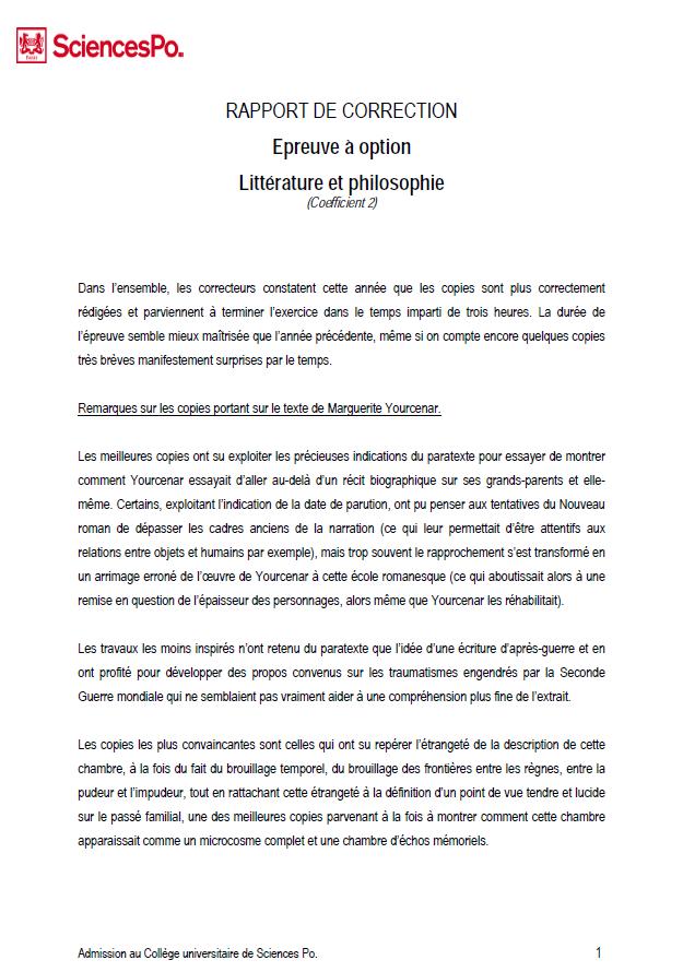 Sciences Po Lettre De Motivation Laboite Cv Fr