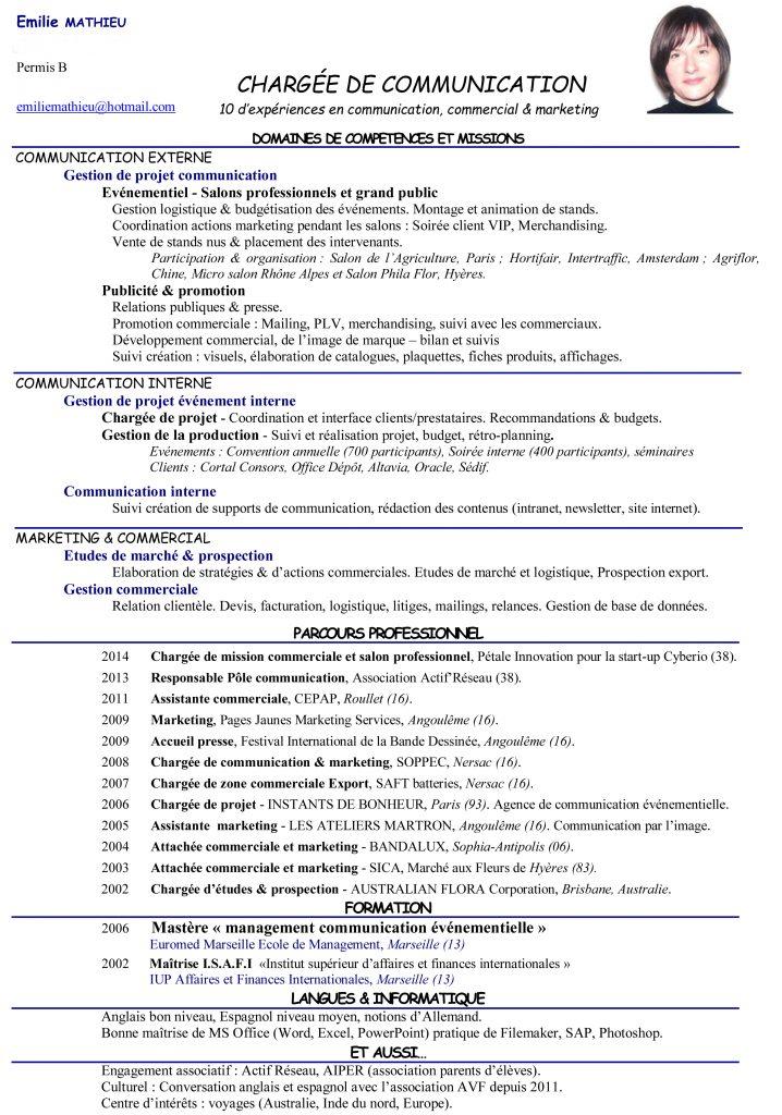 Exemple de cv coordinateur logistique - laboite-cv.fr