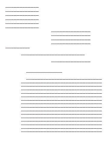 ligne pour lettre de motivation a imprimer