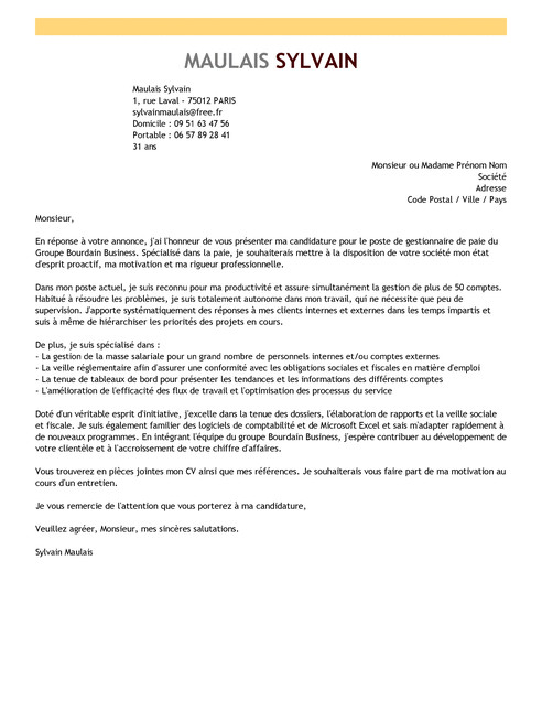 lettre de motivation dut carri u00e8re sociale option education
