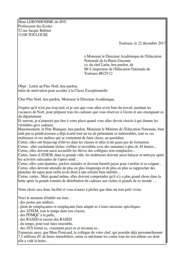 lettre de motivation aesh cdd