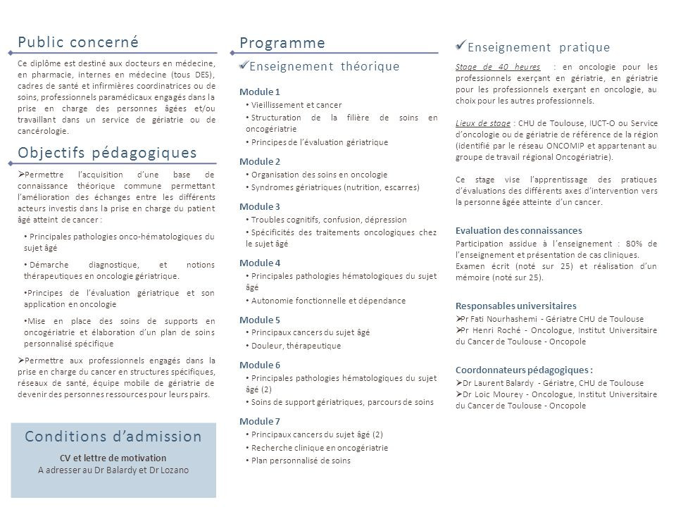 lettre de motivation infirmi u00e8re oncologie