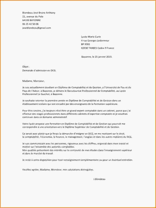 lettre de motivation stage pompier 3eme