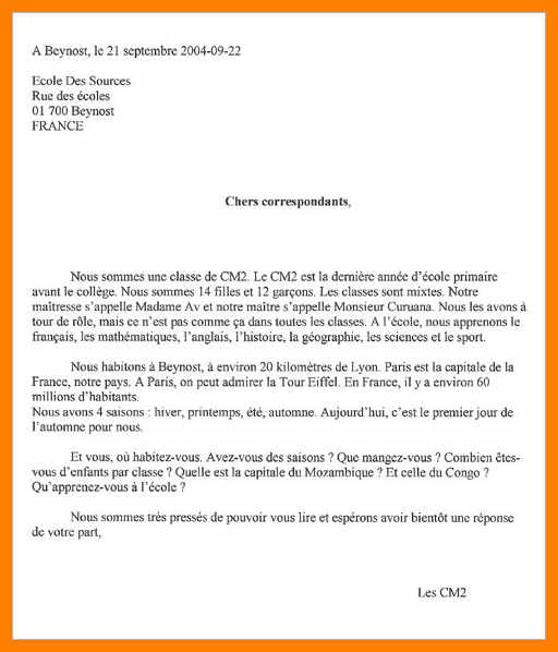 lettre de motivation tour de france