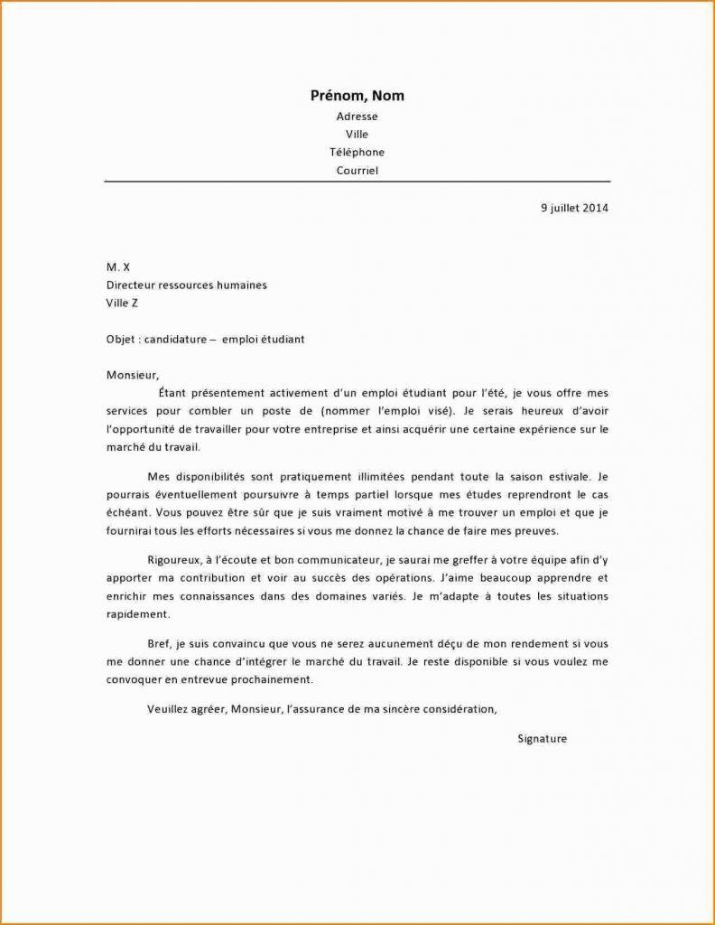 lettre de motivation sciences sanitaires et sociales