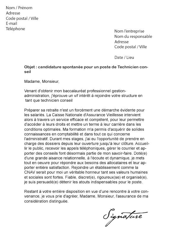 lettre de motivation fonction publique territoriale r u00e9dacteur