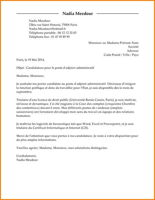 lettre de motivation coach sportif