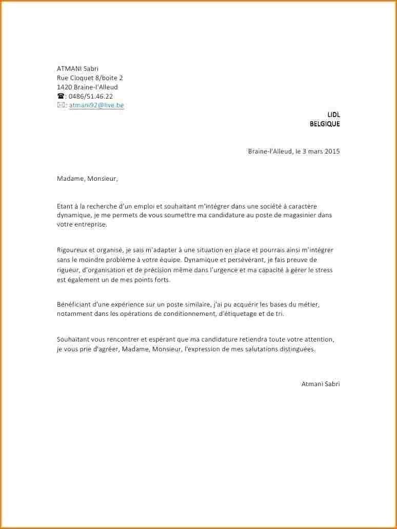 Lettre De Motivation Hote De Caisse Sans Experience Laboite Cv Fr