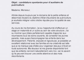 Exemple De Lettre De Motivation Pour Fac Laboite Cv Fr