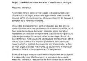Lettre De Motivation Pour Fac De Psychologie Laboite Cv Fr