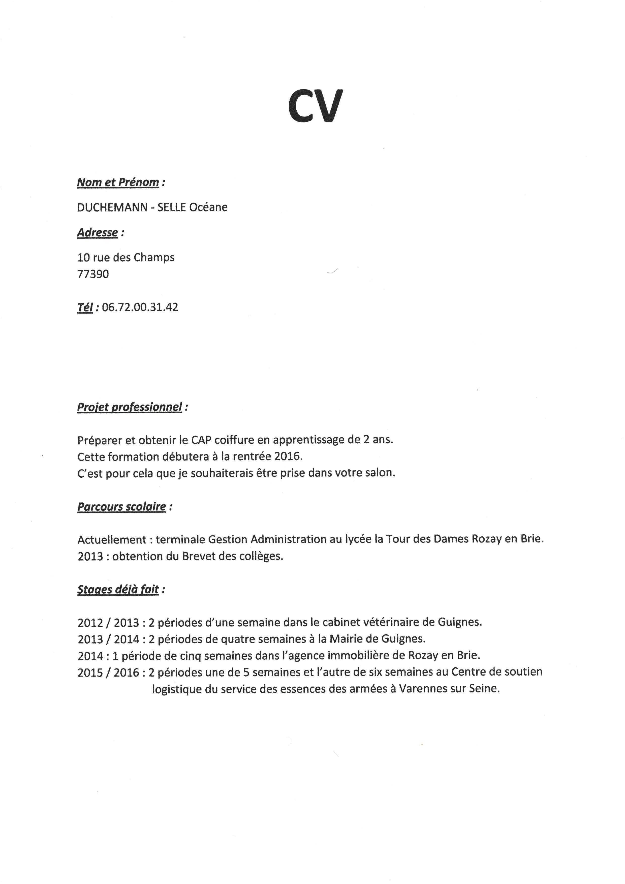 lettre de motivation licence 3 science sanitaire et