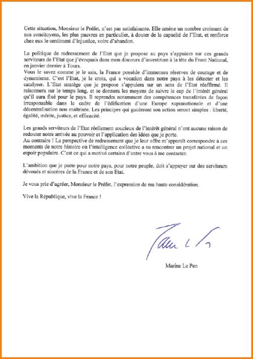 lettre de motivation pour la marine national