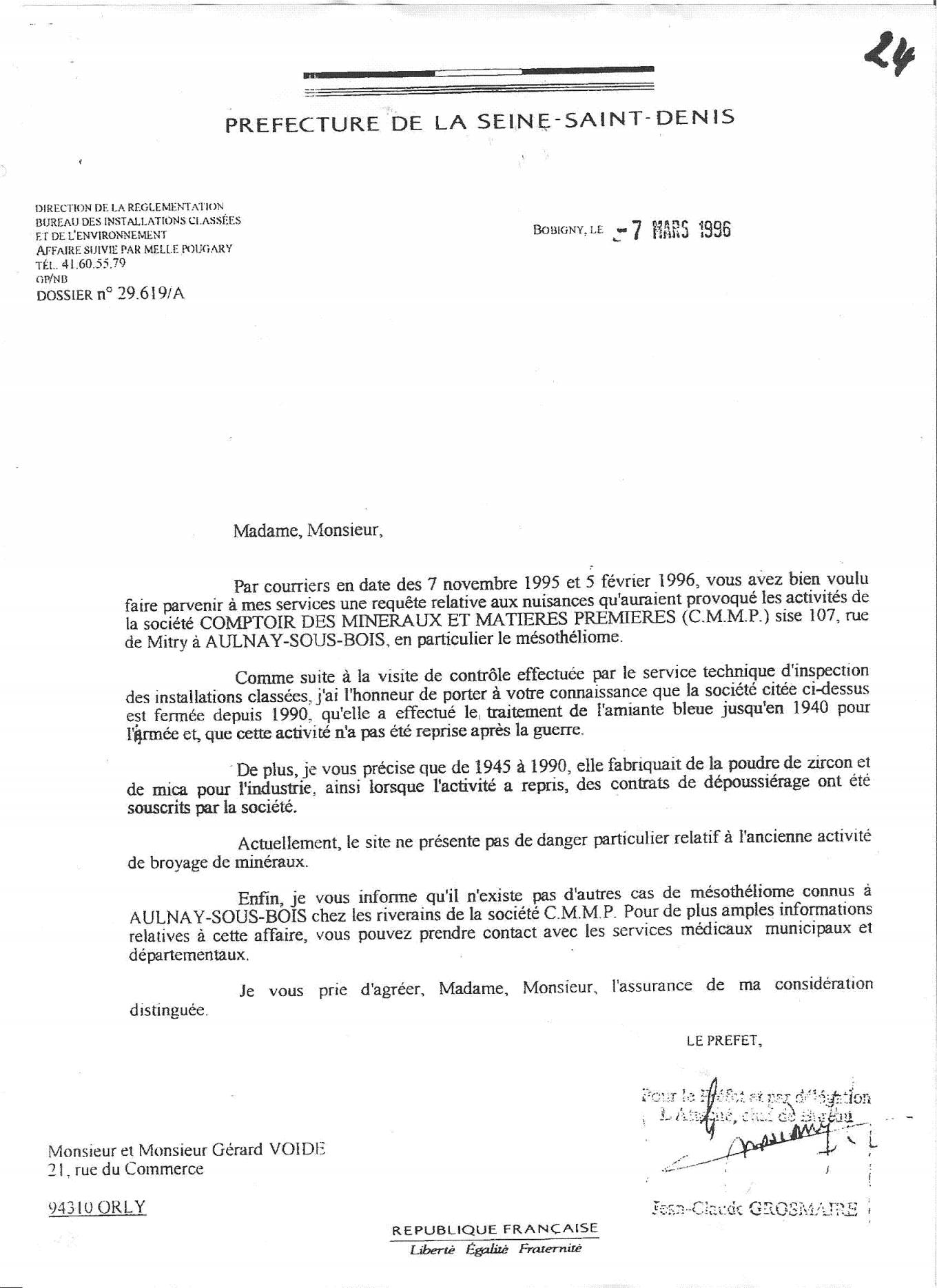 lettre de motivation maraicher