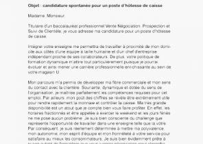 Candidature Par Mail Lettre De Motivation Laboite Cv Fr