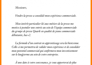 Lettre De Motivation Quick Debutant Laboite Cv Fr