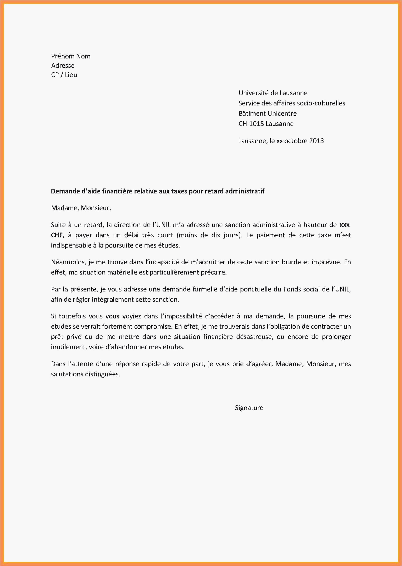 lettre de motivation pour mission locale