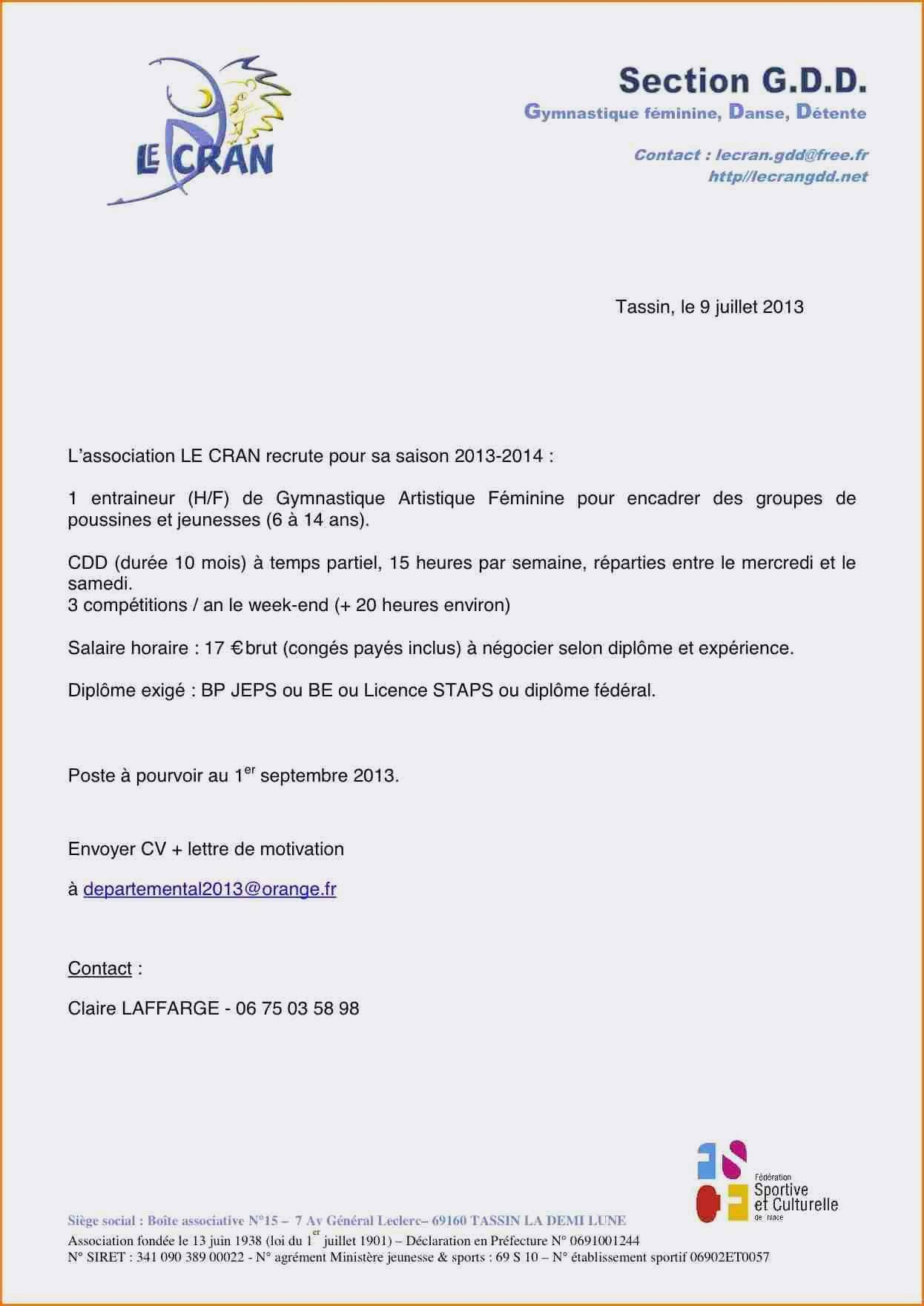 lettre de motivation stage preparateur de commande
