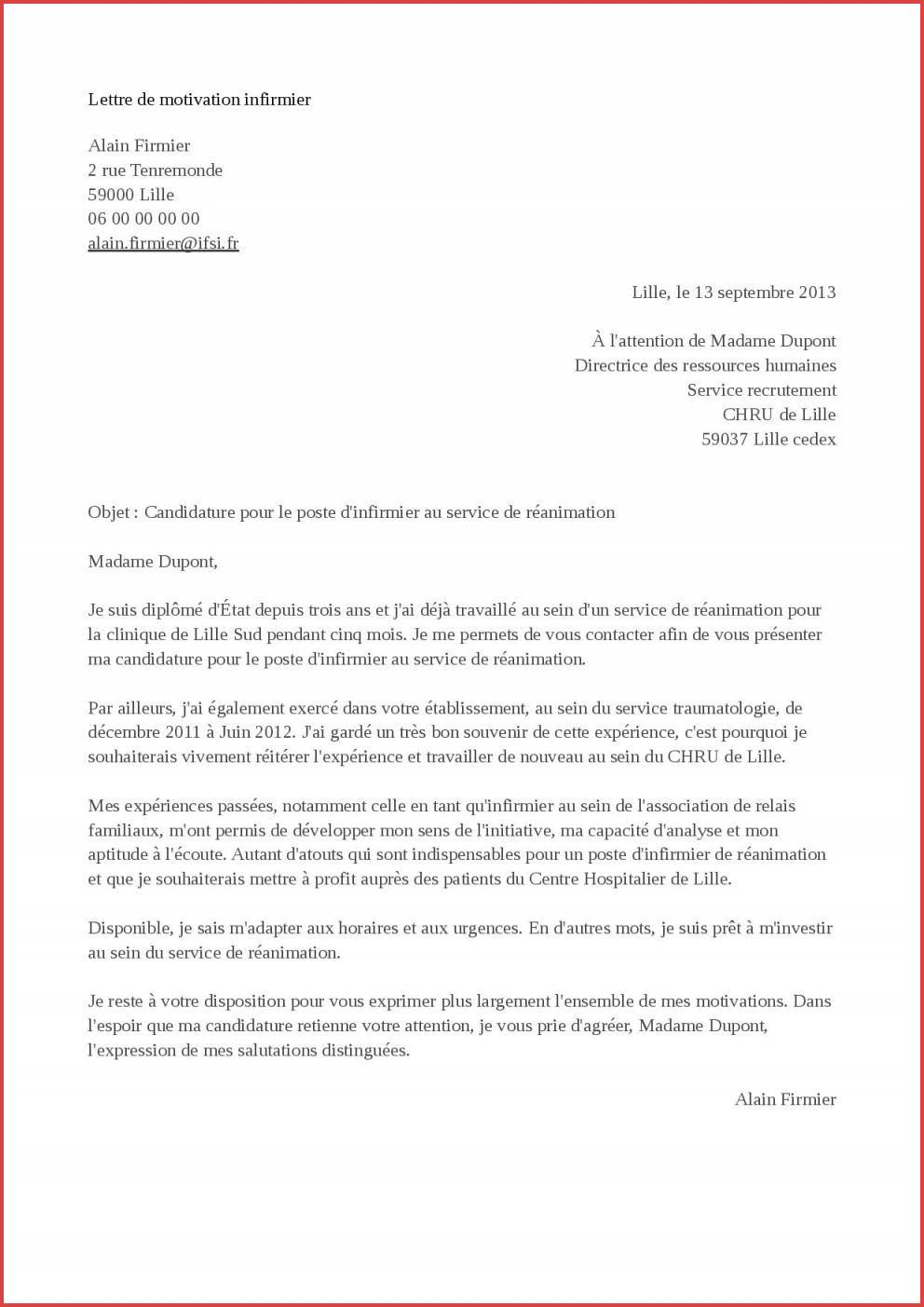 lettre de motivation r u00e9serviste police