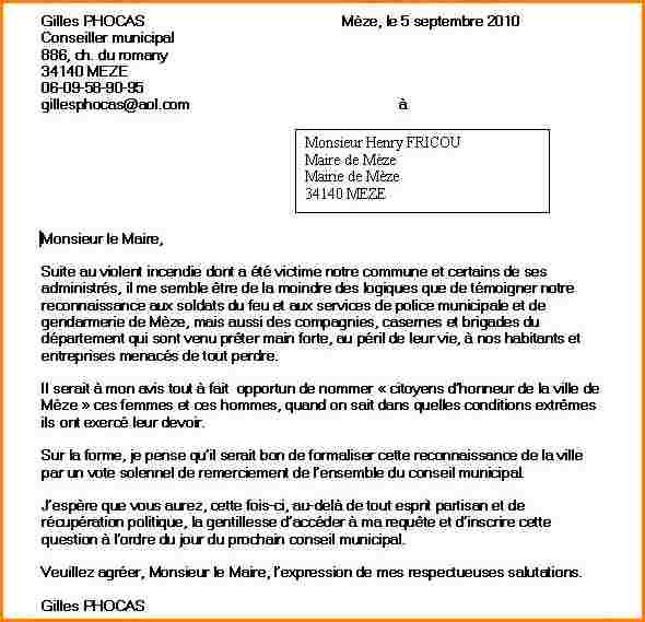 lettre de motivation pompier professionnel