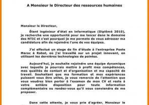 Archives Des Lettre De Motivation Page 54 Sur 66 Laboite Cv Fr