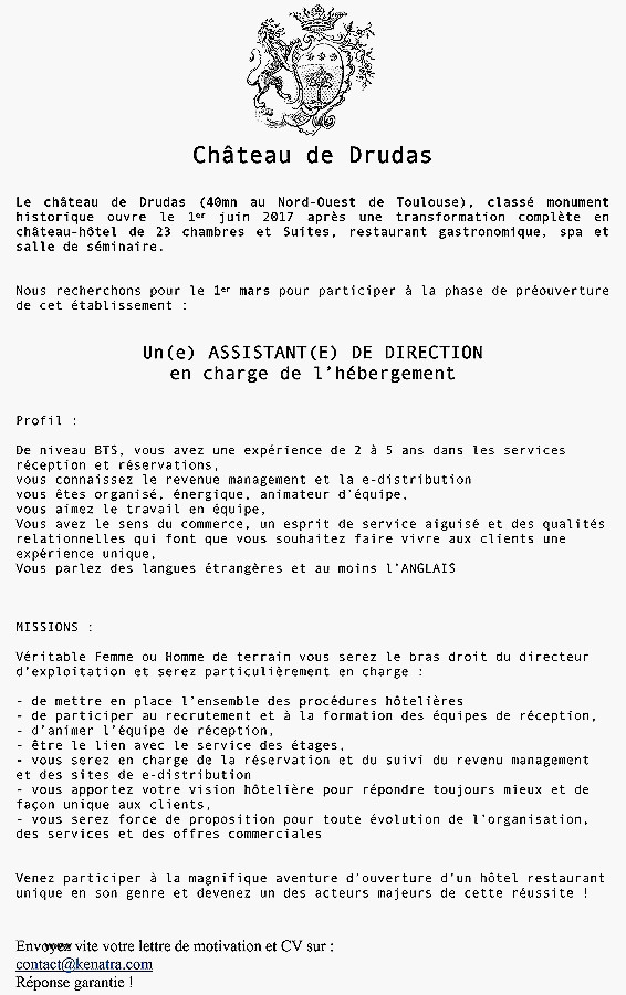 lettre de motivation apb bts electrotechnique