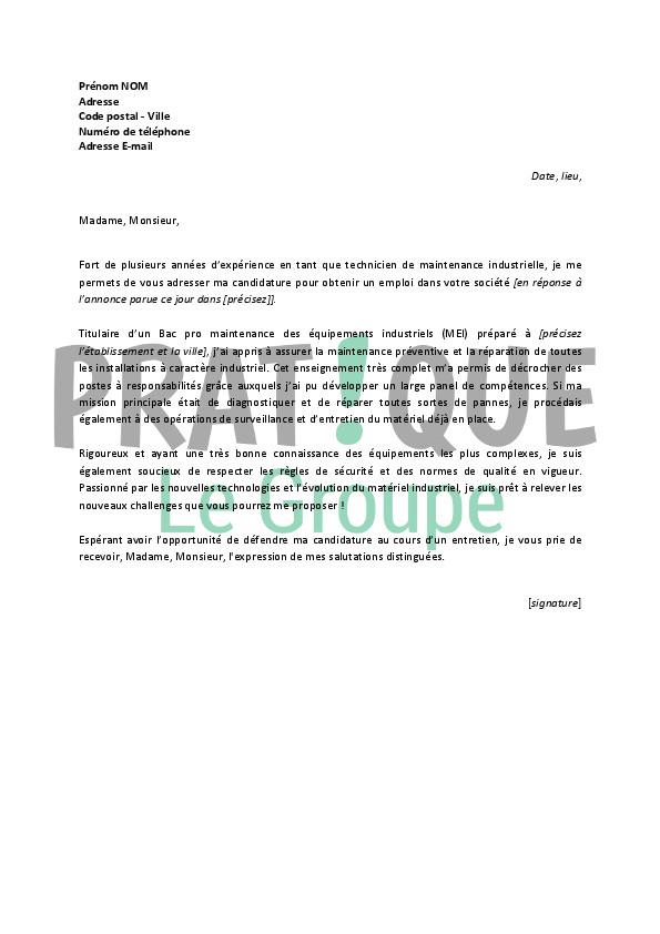 exemple de cv gestion des entreprises maroc