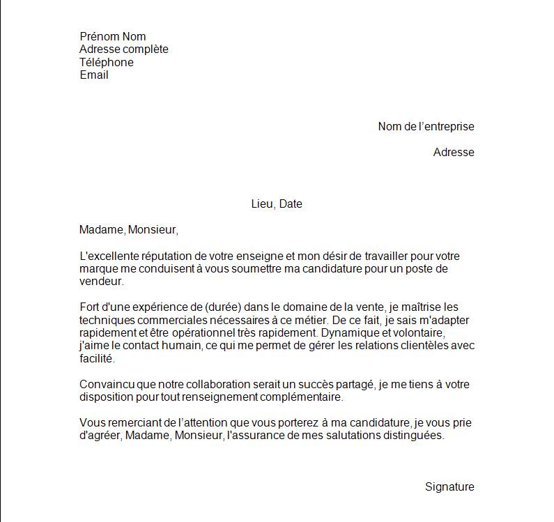 lettre de motivation concession automobile alternance