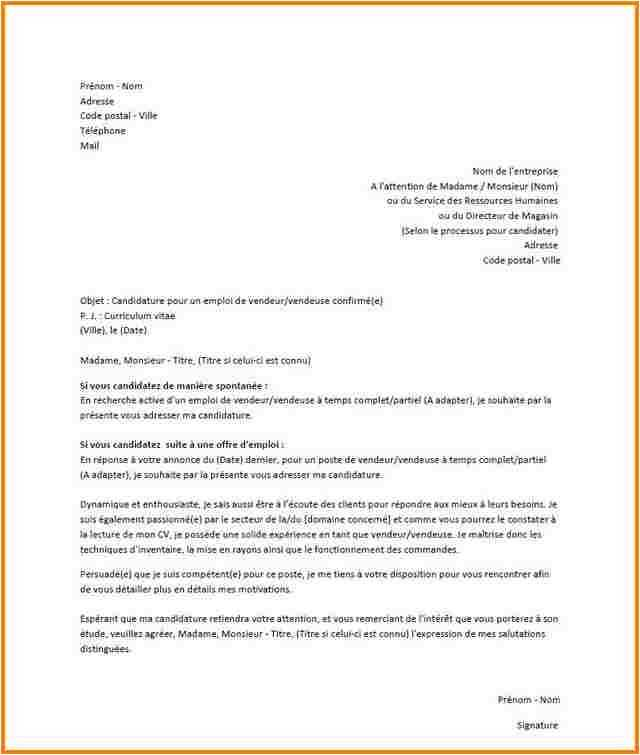 lettre de motivation vendeur sportif decathlon