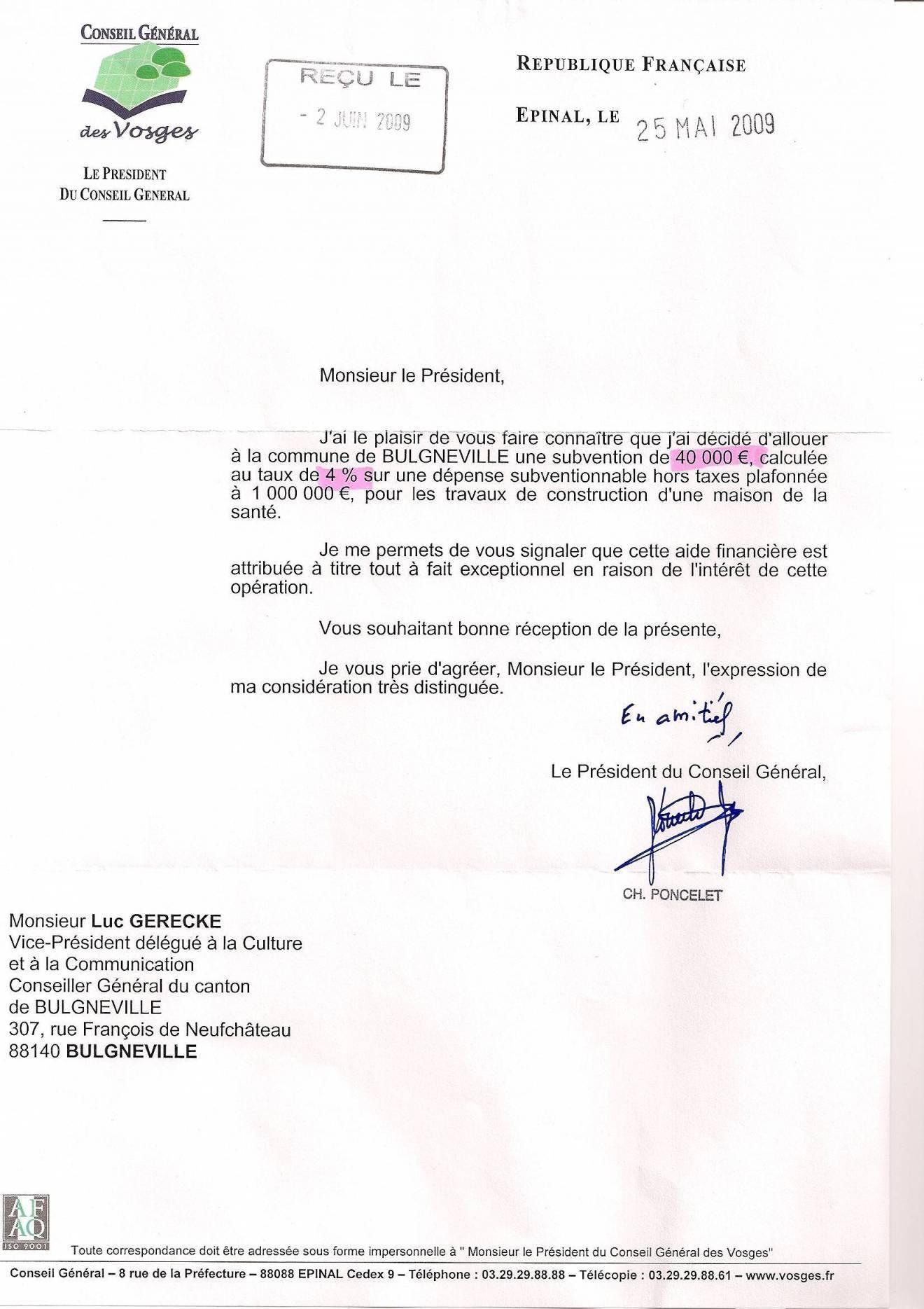 lettre de motivation prefecture