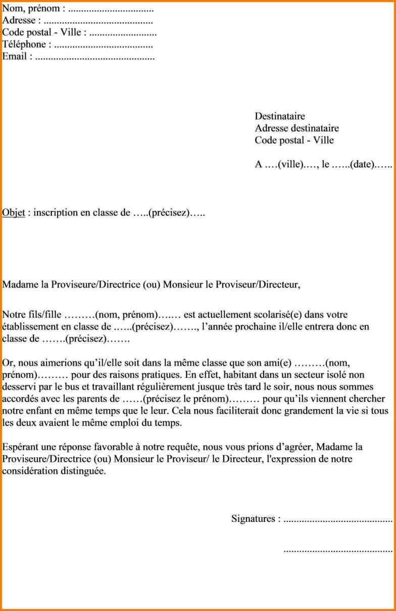 Lettre de motivation pour travailler dans un collège - laboite-cv.fr