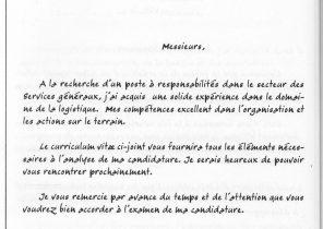 Lettre De Motivation Chargee D Accueil Mairie Laboite Cv Fr