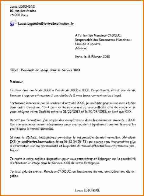 lettre de motivation iae licence 3