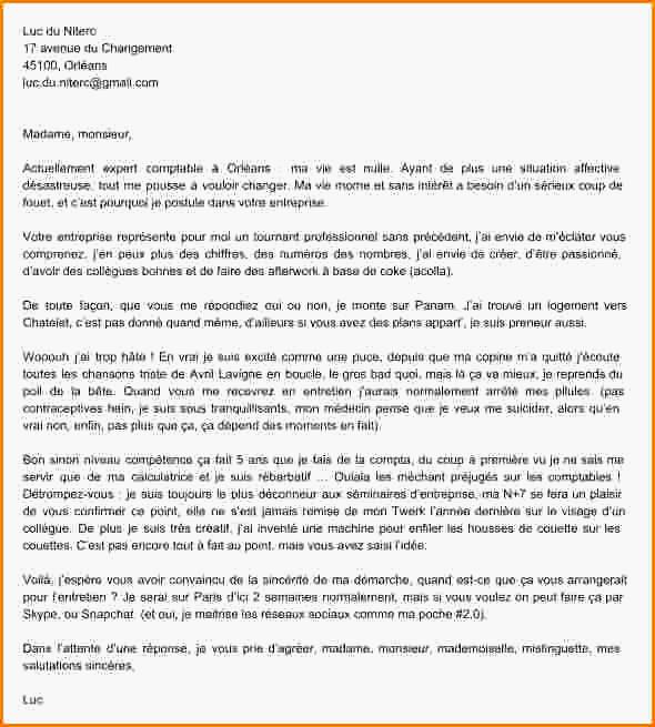 lettre de motivation intermarch u00e9 sans experience