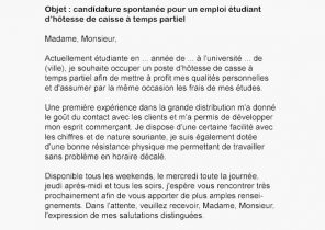 Lettre De Motivation Premier Emploi Cesf Laboite Cv Fr