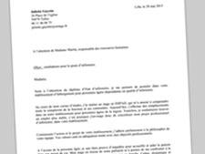 Exemple de lettre de motivation infirmière - laboite-cv.fr