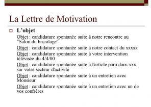 Archives Des Lettre De Motivation Page 94 Sur 107 Laboite Cv Fr