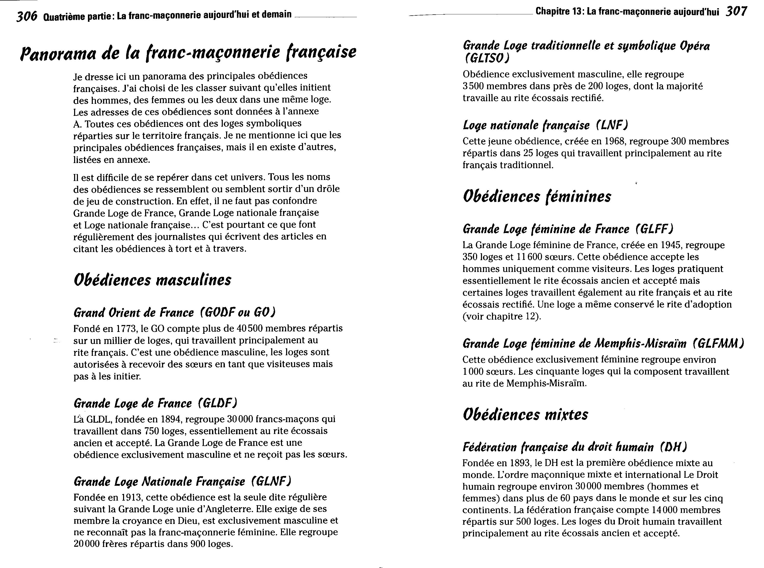 lettre de motivation pour devenir franc macon